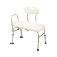 Bath Transfer Bench - Unpadded