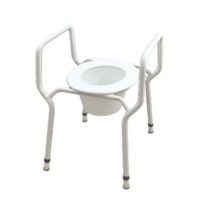KCare Heavy Duty Over Toilet Frame - Aluminium