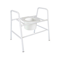 Maxi Over Toilet Frame 550mm Wide