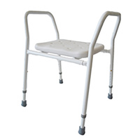 SHOWER STOOL MAXI SWL 160KG